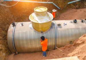 4 Types of Underground Storage Tanks