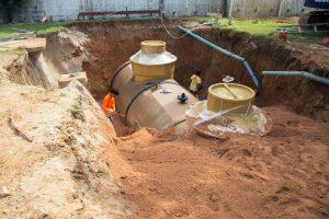 Underground Fuel Storage Tank Removal Procedure