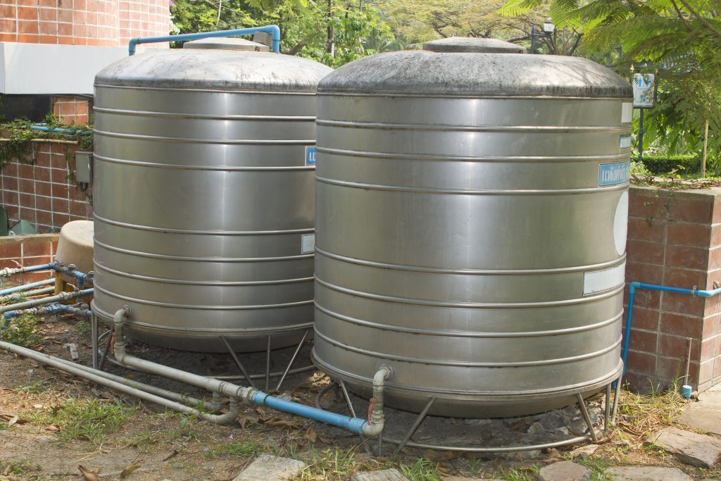 Different Water Storage Tank Sizes & Capacities - GSC Tanks