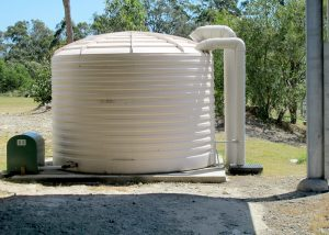 Different Water Storage Tank Sizes & Capacities