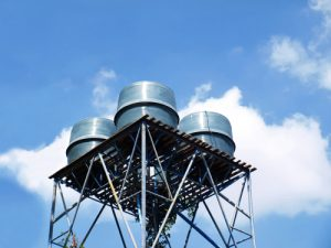 Difference between Fiberglass and Polyethylene Water Tanks: A Comparative Study