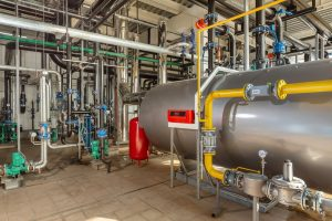An Introduction to Industrial Hot Water Storage Tanks