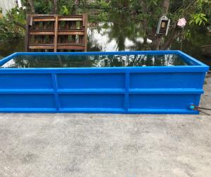 Why Own a Fiberglass Water Tank?