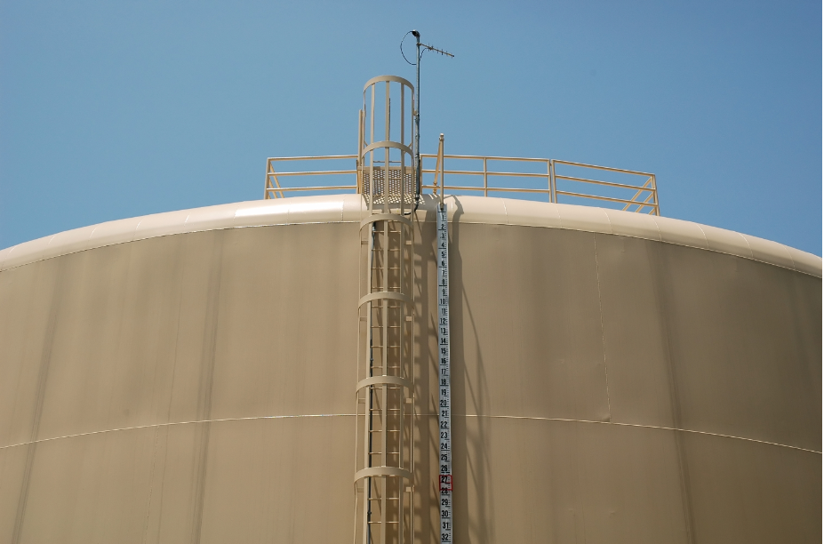 3 Advantages of Above Ground Water Storage Tanks